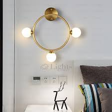 shaped decorative funky wall sconces