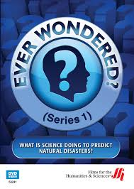What Is Science Doing To Predict Natural Disasters Ever Wondered Series 1 Enhanced DVD
