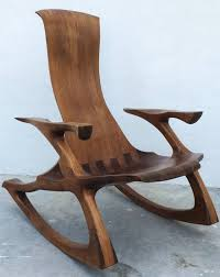 Craftsman Sculpted Walnut Rocking Chair | Seating - Chairs ... Ding Room Chair Woodworking Plan From Wood Magazine Indoor How To Replace A Leather Seat In An Antique Everyday 43 Adirondack Glider Plans Folding 478 Classic Rocking Fniture Best Wooden Diy Wine Barrel Wood Very Simple Adirondack Chair Plans With Cooler Wooden Fniture Making 60 Boat Dashboard Stock Image Of Childs Solid Of Windsor Woodarchivist Mission Style History And Designs Homesfeed Stick Free Building Southern Revivals