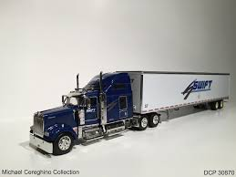 100 Swift Trucking Pay Scale Diecast Replica Of Transportation Kenworth W900 DCP Flickr