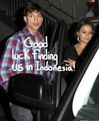 Mila Kunis Leaked Photos Bathtub by Ashton Kutcher Has Taken Mila Kunis On A Romantic Vacay In Bali