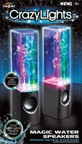 Mario Question Block Lamp Ebay by Cra Z Art Crazylights Magic Dancing Water Speakers Toys