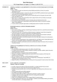 Social Science Resume Samples Velvet Jobs With Templates For Sociology Majors And
