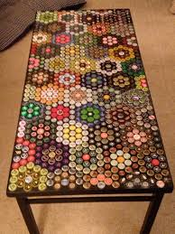 Our Bottle Cap Table- Finally Finished! | Home Ideas | Pinterest ... The Best 28 Images Of How To Make A Bottle Cap Bar Top Virginia Tech Beer Cap Table Timelapse Youtube 25 Diy Bottle Lamps Decor Ideas That Will Add Uniqueness To Your Bar Stools Red Industrial Vibe Man Collects Caps For 5 Years Redo His Kitchen And Unique Ideas On Pinterest Art Homebrewing Fishing Beer W Epoxy Keezer Lid Coffee Rascalartsnyc How Bead Beautiful Tops 45 Cheap Outdoor Top Home