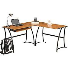 Staples Corner Desks Canada by Staples Canada L Shaped Computer Desk Glossy16ecn