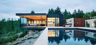 104 Aidlin Darling Design Hilltop Aerie By Provides Respite In Northern California Interior