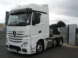 Mercedes-Benz Actros 2545LS Tractor Unit - Bell Truck And Van