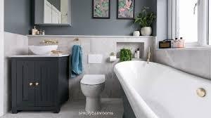 designer reveals clever small bathroom design hack to