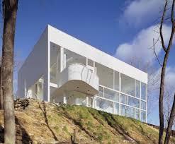 100 Richard Meier Homes Shamberg House Data Photos Plans WikiArquitectura