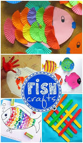 Arts And Crafts Projects For Preschoolers Fish Preschool Ideas On Duck Simple
