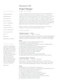 Procurement Manager Resume Sample From This Is Category