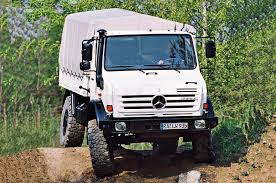100 Unimog Truck The MercedesBenz Trend Legends Photo Image Gallery