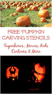 Scooby Doo Pumpkin Carving Stencils Patterns by 55 Free Pumpkin Carving Stencils For Kids And Teens Edventures