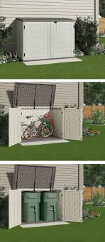 Best 25+ Outdoor Storage Sheds Ideas On Pinterest | Shed, Small ... Outdoor Pretty Small Storage Sheds 044365019949jpg Give Your Backyard An Upgrade With These Hgtvs Amazoncom Keter Fusion 75 Ft X 73 Wood And Plastic Patio Shed For Organizer Idea Exterior Large Sale Garden Arrow Woodlake 6 5 Steel Buildingwl65 The A Gallery Of All Shapes Sizes Design Med Art Home Posters Suncast Ace Hdware Storage Shed Purposeful Carehomedecor Discovery 8 Prefab Wooden