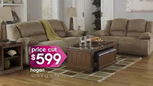 Ashley Furniture Hogan Reclining Sofa by Ashley Furniture Homestore 3 Day Sale Tv Commercial U0027major