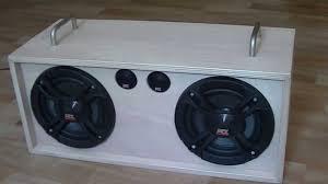 100 Speaker Boxes For Trucks How To Build A Box AudioReputationcom