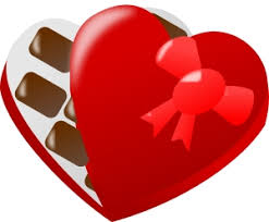 Free Valentine Chocolate Clipart Clipart Picture 4 5 regarding Valentine Chocolate Clipart