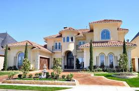 Entegra Roof Tile Inc by Mediterranean Exterior Of Home With Exterior Stone Floors U0026 Raised