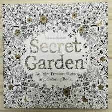 Mandala Secret Garden Coloring Book