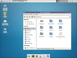 how to install and use another desktop environment on linux