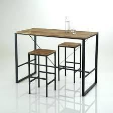 table de cuisine conforama table bar haute conforama with table bar haute conforama