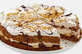 nuss bananen torte rezept