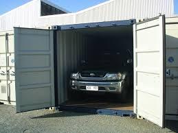 Unique Vehicle Storage Containers Construction