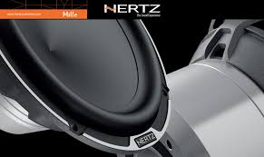 Hertz Car Audio Systems | The Sound Experience