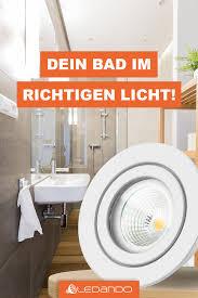 dein badezimmer im natürlichen look led einbaustrahler