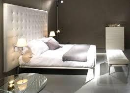 chambre avec tete de lit capitonn lit avec tete de lit capitonne
