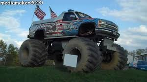 Monster Truck For Sale - YouTube