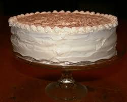 a cake bakes in the best velvet cake in the world