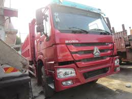 HOWO 375 New Arrival Good Machine Used Dump Truck Dump Trucks For ...