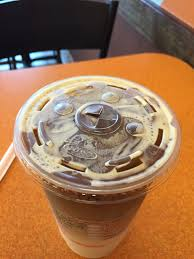 Iced Pumpkin Spice Latte Nutrition Facts by Dunkin Donuts Iced Pumpkin Macchiato Review Fast Food Geek