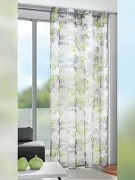 ösenschal flora grün