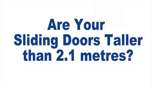 Doggie Door Insert For Patio Door by Patio Pet Door Insert For Sliding Door Video See How The Pet Door