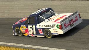 100 Redbull Truck Red Bull Chevrolet Racing Team By Ryan Shelton Trading Paints