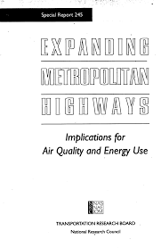 100 Metropolitan Trucking Inc Report Contents Expanding Highways Implications For