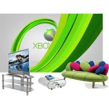 Green Decor Is Essential In My XBOX Dream Room