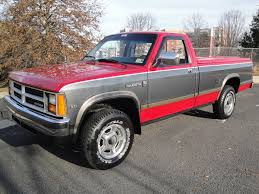 100 1988 Dodge Truck 38kMile Dakota 4X4 For Sale On BaT Auctions Sold For