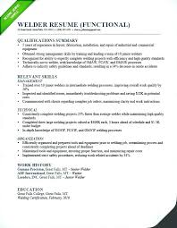 Construction Management Resume Objective Examples Welder Worker Sample Genius Regarding Welde