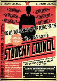 Student Council Posters 1