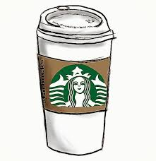 Cute Starbucks Wallpaper Design