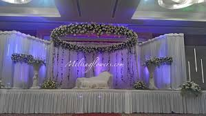 Outdoor Wedding Stage Decoration Ideas Birthday Party Organisers