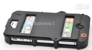 New Luxury Dacoo Tank Design Soft TPU Case Cover Shell for IPhone