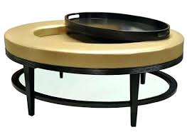 Round Coffee Tables With Glass Top Display Table Uk
