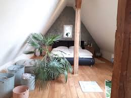 das dachgeschoss romantikgarten in nordhessen