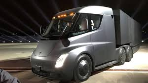 99 Youtube Truck Elon Musk Unveils New Tesla Semi Electric Within 2020