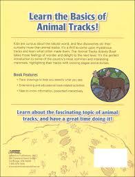 Animal Tracks Activity Book