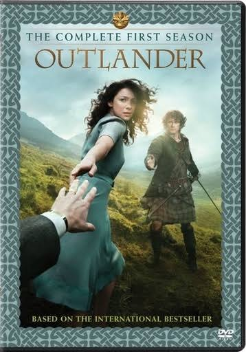 Outlander: The Complete Season 1 DVD